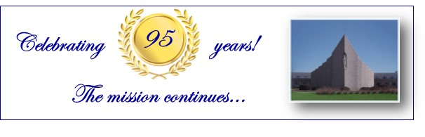 San Alfonso Retreat House - Celebrating 95 Years!